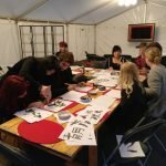 Viborg animation festival Kalligrafi workshop 2